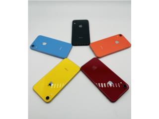 Lote de celulares iPhone XR y Galaxy S9+, E-Store PR Puerto Rico