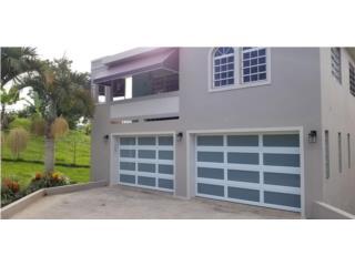 Puertas De Garage De 108, INFINITY WINDOWS & DOORS  Puerto Rico