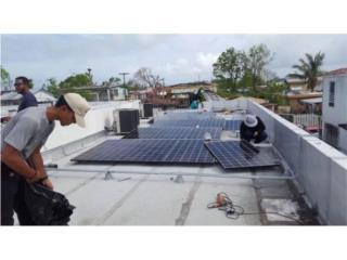SISTEMA SOLAR TESLA TODO TIPO CREDITO, HARNESS PR Puerto Rico