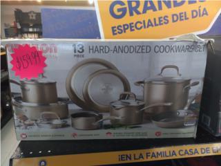 Set  de cocina de 13 piezas, La Familia Casa de Empeño y Joyería-Mayagüez 1 Puerto Rico