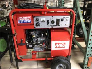 Multiquip Gas powerd 180 amps welder Honda GX, DE DIEGO RENTAL Puerto Rico