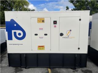 80kw Generadores John Deere  entrega inmedi., Energy Powers Solutions Puerto Rico