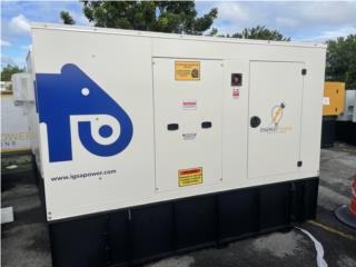 80Kw Igsa Power (John Deere)Entrega inmediata, Energy Powers Solutions Puerto Rico