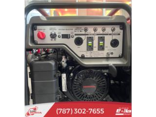 Generador Honda 5,000 Watts Industrial, Planet Honda GENERADORES Puerto Rico