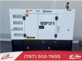 Wanco 12K Diesel Perkins Mecc Alte Premium, Planet Honda GENERADORES Puerto Rico