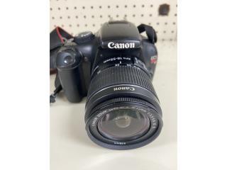 Camara Canon Rebel T3, LA FAMILIA MANATI  Puerto Rico
