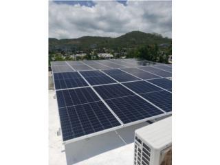 Sistema Solar    2,400 watts, Dynamic Solar Puerto Rico