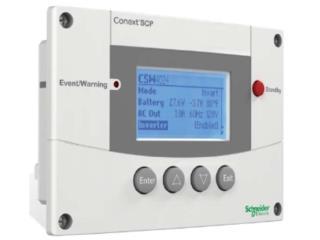 Schneider Conext System Control Panel, MAC Autosport  Puerto Rico