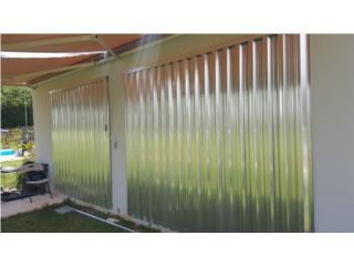 Tormenteras en Aluminio, CHC Pro Services Puerto Rico