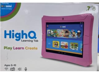 Tablet High Q, LA FAMILIA MANATI  Puerto Rico
