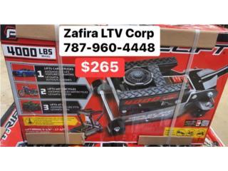 gato para four tracks/Motocycles $265..4000lb, Zafira LTV Service Corp. Puerto Rico