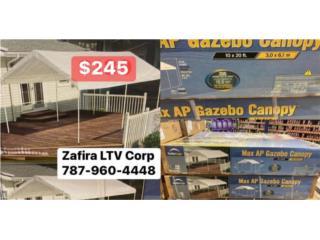 Carpa $245 10x20ft 3,0x6,1m   Vega Alta, Zafira LTV Service Corp. Puerto Rico