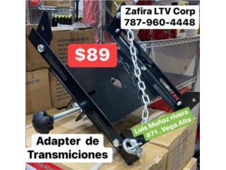adapter de Transmiciones $89, Zafira LTV Service Corp. Puerto Rico