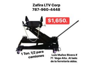 Gato de Tranmicion de Camion $1,650  1Ton 1/2, Zafira LTV Service Corp. Puerto Rico
