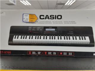 Teclado Casio CT-X700, La Familia Casa de Empeño y Joyería-Aguadilla Puerto Rico