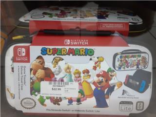 Nintendo Switch travel cars de Mario Bros., La Familia Casa de Empeño y Joyería-Aguadilla Puerto Rico