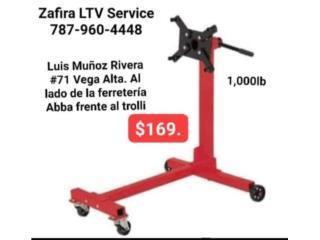 Stand de Motores $169 de 1,000lbs   vega alta, Zafira LTV Service Corp. Puerto Rico