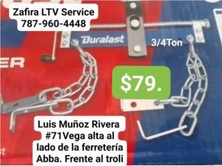 Balancing  $79  Vega alta , Zafira LTV Service Corp. Puerto Rico