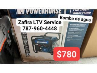 Bomba de Agua  $780  Vega alta, Zafira LTV Service Corp. Puerto Rico