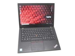Lenovo T470 (Touch) 8gb RAM DDR4 240gb SSD i5, E-Store PR Puerto Rico