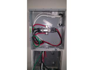 Transfer Switch y Sub Panel, CHC Pro Services Puerto Rico