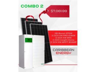 Caribbean Energy Sistema Energía Solar , CARIBBEAN ENERGY DISTRIBUTOR Puerto Rico