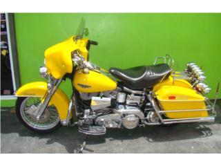 Harley FLH 1974  , Motorcycle World  Puerto Rico