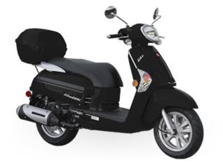 KYMCO LIKE 200 SCOOTER TIPO CLASICO EXCELENTE, APC Racing Scooter & Motorcycle   Puerto Rico