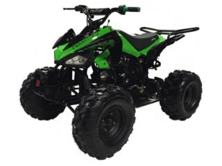 FOURTRACK 125CC SEMI AUTOMATICO 3 CAMBIOS, APC Racing Scooter & Motorcycle   Puerto Rico
