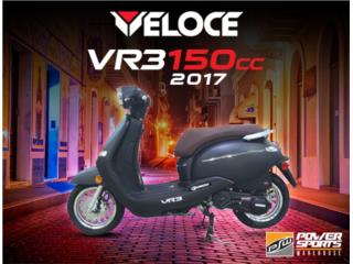 ¡SCOOTER VELOCE VR3!, POWER SPORT WAREHOUSE Puerto Rico