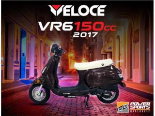 ¡SCOOTER VELOCE VR6!, POWER SPORT WAREHOUSE Puerto Rico