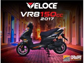 ¡SCOOTER VELOCE VR8!, POWER SPORT WAREHOUSE Puerto Rico