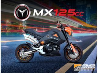 ¡SUPER MINI BIKE MOTRAC MX, 125CC!, POWER SPORT WAREHOUSE Puerto Rico