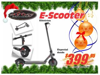 Scooter Electrica, The Scooter Part Shop & Motorcycle Puerto Rico