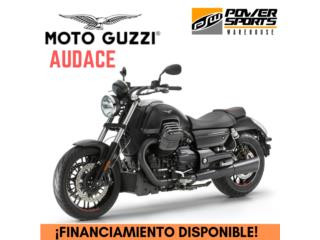 ¡NEW! CRUISER MOTO GUZZI AUDACE, POWER SPORT WAREHOUSE Puerto Rico