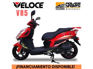 ¡SCOOTER VELOCE VR5!, POWER SPORT WAREHOUSE Puerto Rico