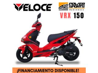 ¡SCOOTER VRX 150CC!, POWER SPORT WAREHOUSE Puerto Rico