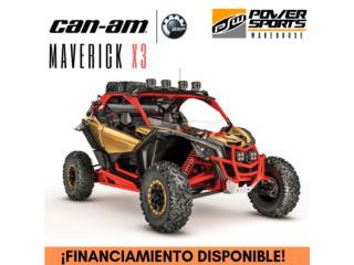 ¡NEW CAN AM MAVERICK X3 , Can Am Puerto Rico
