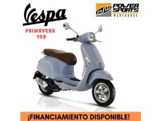 ¡NEW! VESPA PRIMAVERA 150CC, POWER SPORT WAREHOUSE Puerto Rico