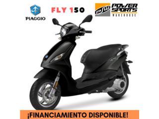 ¡NEW! PIAGGIO FLY 150CC, POWER SPORT WAREHOUSE Puerto Rico
