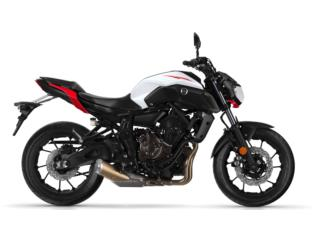 Motora Yamaha MT-07 2018, The Scooter Part Shop & Motorcycle Puerto Rico