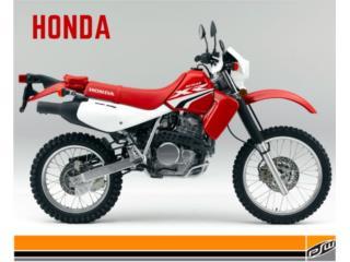 HONDA XR650L 2018, POWER SPORT WAREHOUSE Puerto Rico