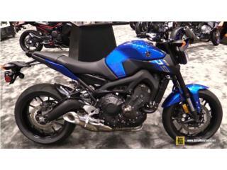 Motora Yamaha FZ09 2016, The Scooter Part Shop & Motorcycle Puerto Rico