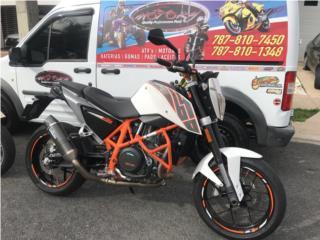 Motora KTM 690 Duke 2014, The Scooter Part Shop & Motorcycle Puerto Rico