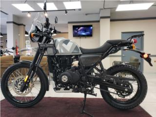 Himalayan with ABS, Caribbean Motorcycles Puerto Rico