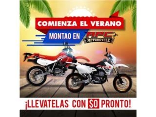 DRZ Y XR AL MEJOR PRECIO LLEVATELAS 0 PRONTO , APC Racing Scooter & Motorcycle   Puerto Rico