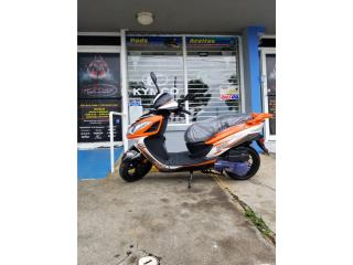 Scooter 150cc , The Scooter Part Shop & Motorcycle Puerto Rico
