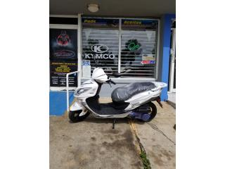 Scooter Wolf EX150 2019, The Scooter Part Shop & Motorcycle Puerto Rico