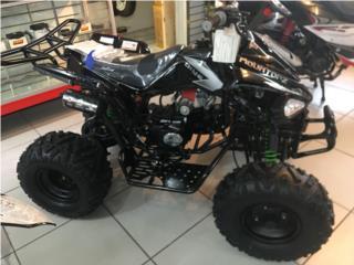 ATV 125cc todo terrreno, The Scooter Part Shop & Motorcycle Puerto Rico
