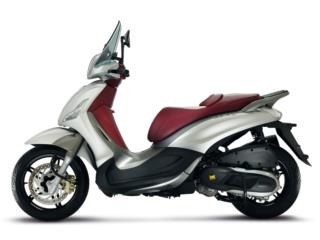 Scooter Piaggio BV350, The Scooter Part Shop & Motorcycle Puerto Rico
